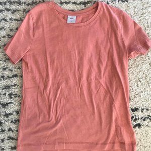 Kotn Essential Crew T-Shirt Small Dusty Rose